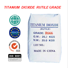 Titanium Dioxide Rutile R666 For Coating & Paint